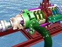 长沙中联泵业公司自平衡多级泵动画 (196播放)