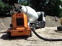 利勃海尔- 履帶混凝土泵 THS 110 D-K (193播放)