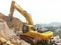 成版人性直播视频app力士德SC485.8挖掘机移山填海显神威