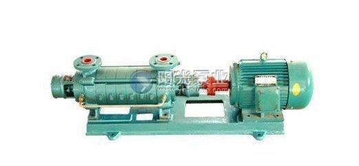 立式多级离心泵的概述