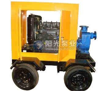 柴油机水泵控制技术