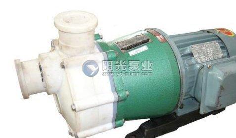 耐酸泵的主要用途