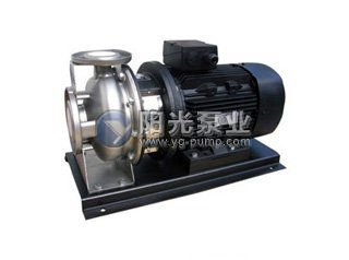单级离心泵的特点用途