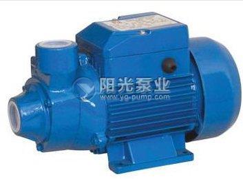 清水泵的一些常见问题