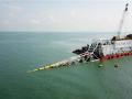 """高难度海底项目仅用26天,中联泵业""""中国速度""""惊呆新加坡"""