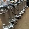304316污水泵耐腐蚀酸碱潜水排污泵化工排污潜水泵4KW