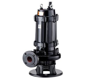 常用安装方式:潜水排污泵
