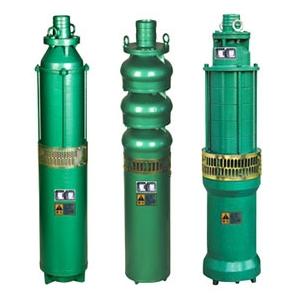 四种潜水电泵特点