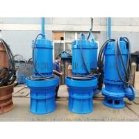 700QZ井筒式潜水轴流泵说明