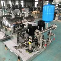 一体化过滤集中供水设备 0.5-50T/H反渗透纯净水处理