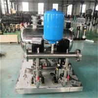 全自动供水设备 不锈钢 小高层二次加压设备