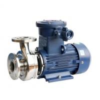 LBFS卧式抽污水泵 耐腐蚀不锈钢增压泵耐高温防爆电机离心泵